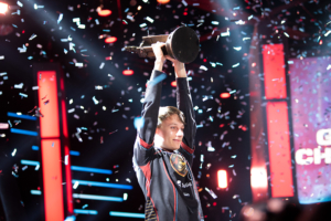 Serral, Campeão do WCS Global Finals de 2018