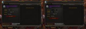 Opção de lance (bid) pode ser marcada apenas para itens não empilháveis na nova AH
