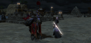 Red Mage Barding